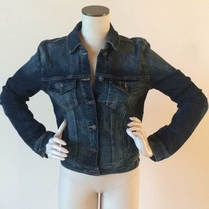 NEW! JUSTUSA denim jean jacket
